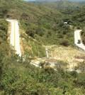 Vía La Lupa - Bolivar