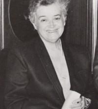 Josefina Valencia de Hubach