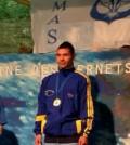 Juan Camilo Rodríguez López, nuevo campeón mundial juvenil de Natación con Aletas
