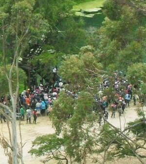 Detalle de los invasores de Aguatibia.