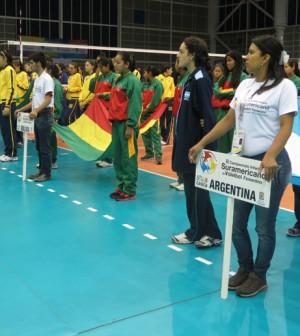 II Campeonato Suramericano de Voleibol