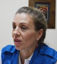 Alejandra VelascoSimmonds, directora ejecutiva de la Cruz Roja Seccional Cauca