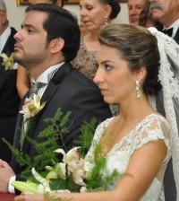 matrimonio María Virginia Pantoja Castrillón y Rodrigo Botero Pulido