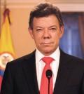 Presidente de Colombia juan Manuel Santos