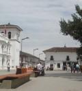 Parque caldas, Popayán