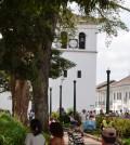 Foto Popayán, Torre del reloj