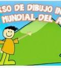 Concurso de dibujo infantil, día mundial del agua.
