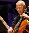 """""""Las aventuras de un violonchelo: historias y memorias"""", es el título del libro que el reconocido violonchelista y escritor mexicano, Carlos Prieto, presentará en Popayán."""