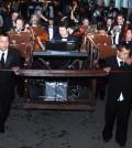 Además de ser un elemento tradicional, este singular carro le imprime cierta magia a la Orquesta de Cámara de la Junta Permanente Pro Semana Santa de Popayán
