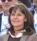 Marta Lucía Ramírez en campaña