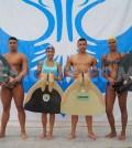 La delegación del Departamento Cauca cumplió una destacada actuación en el V Campeonato Panamericano de Natación con Aletas, que se cumplió en México.