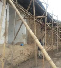La obra de restauración de las capillas se entregará en diciembre de 2014