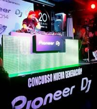 Juan Carlos López Tobar. Dj Juano participando en Pioneer Dj Colombia.