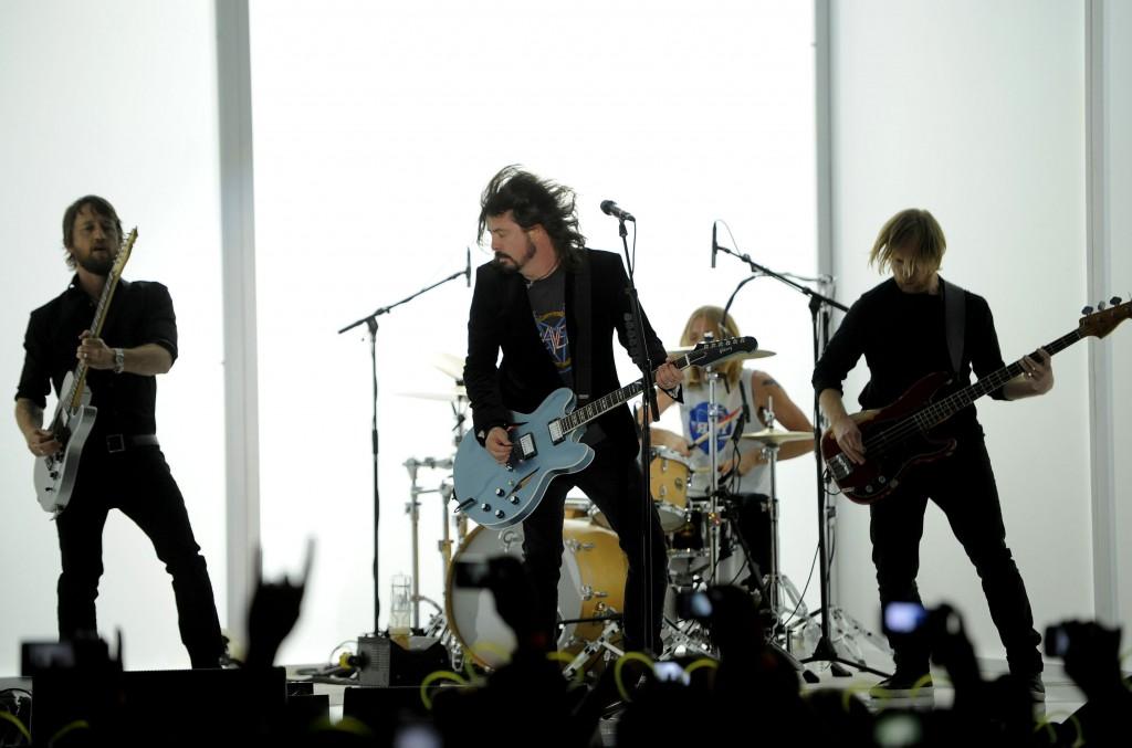 Foo Fighters- Foto: identi Fecha: Sábado 31 enero 2015  Hora: 08:00 PM.  Lugar: Estadio Nemesio Camacho 'El Campín', Bogotá, Colombia. Boletas: entre 93.500 hasta 262.000 pesos.