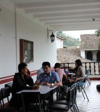Unicauca estudiantes corredor