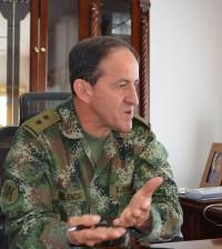 foto B General Mario Augusto Valencia