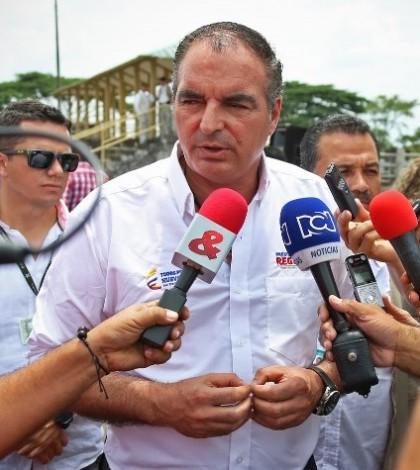 Aurelio Iragorri Valencia, ministro de Agricultura y Desarrollo Rural.