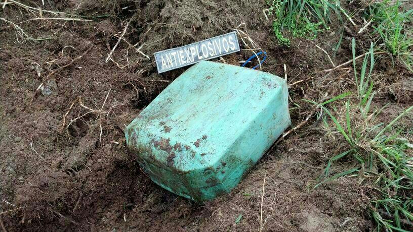 Hacer una mina es muy sencillo y puede costar $5.000 (cinco mil pesos) y se destruye con 200 dólares.