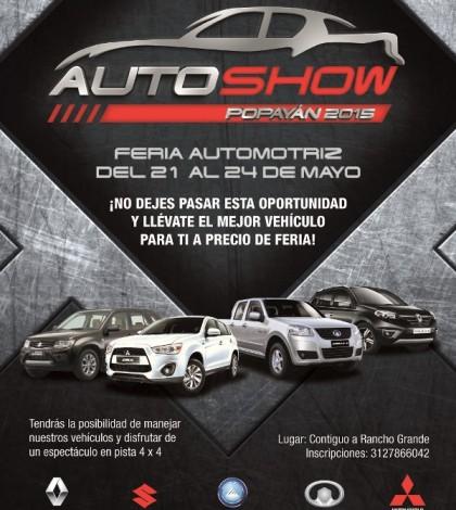 Autoshow Popayán 2015