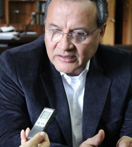 Juan Diego Castrillón Orrego, rector de la Universidad del Cauca.