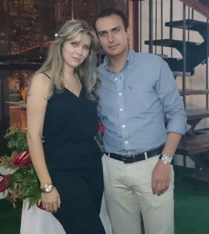 Ana María Bonilla Bendeck y Pablo José Paz Restrepo