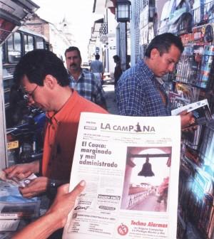 Foto LaCampana edición cero