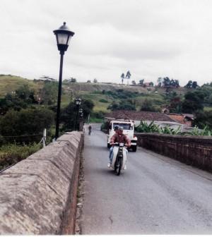 Puente Antiguo a Cauca, pronto será únicamente peatonal.