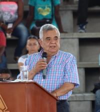 Foto 1 Juan Cristóbal Velasco, director  administrativo