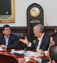 Visita director de IGAC en Popayán (2)