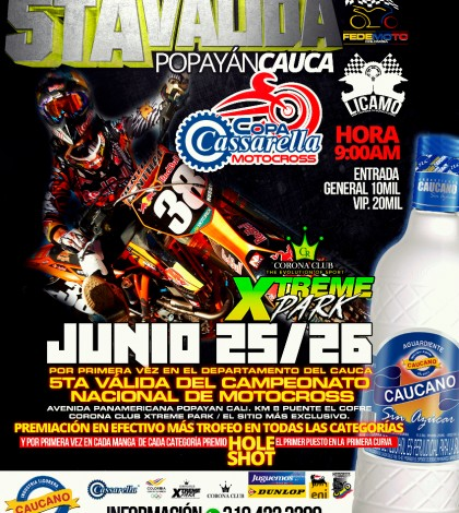 5Valida motocross