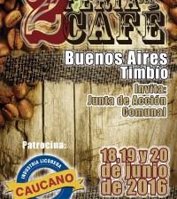 Feria del Cafe en Buenos Aires