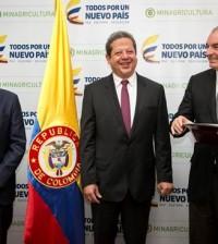 Nuevos Gerente Banco Agrario y