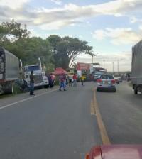 Camioneros en Popayán (1)