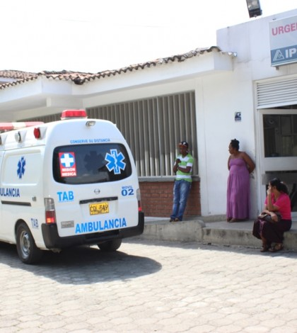 Urgencias ambulancia