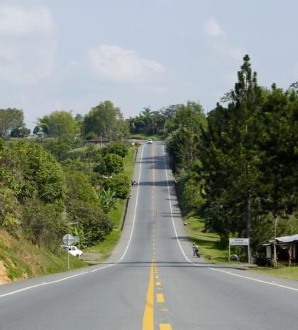 Vía a Piendamó (1)