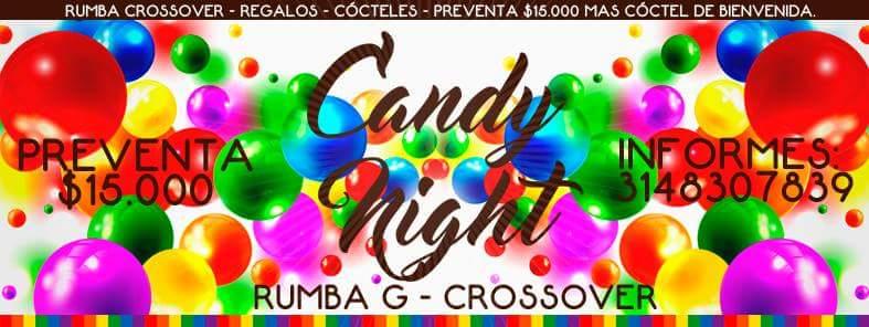 Candy Night.