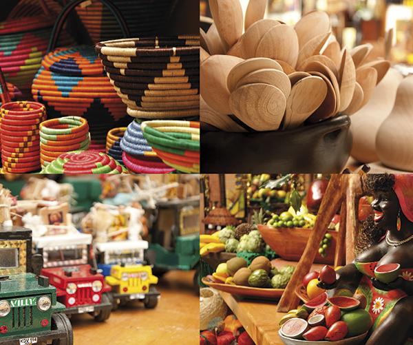 Compradores mundiales buscan objetos con historia y for Artesanias de espana