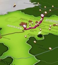 La Infraestructura Vial para el Desarrollo Regional, será otro tema a tratar.
