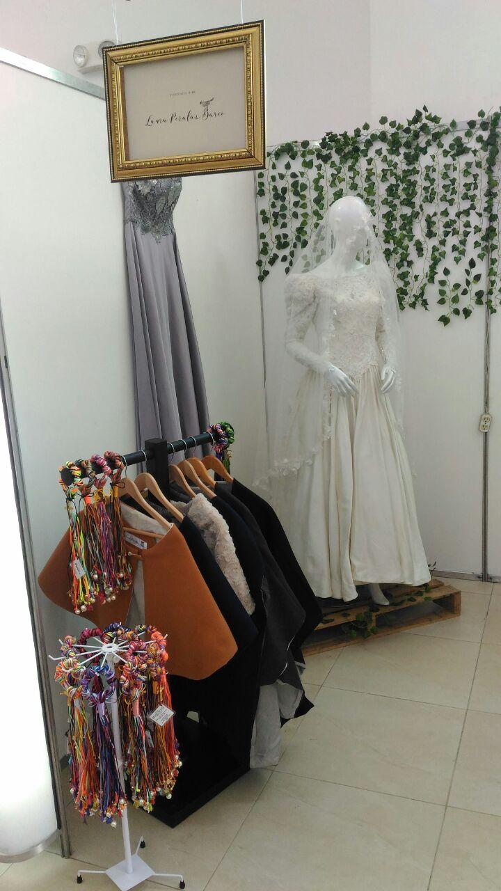 Laura Perafán, diseñadora de vestidos de novia y de fiesta.