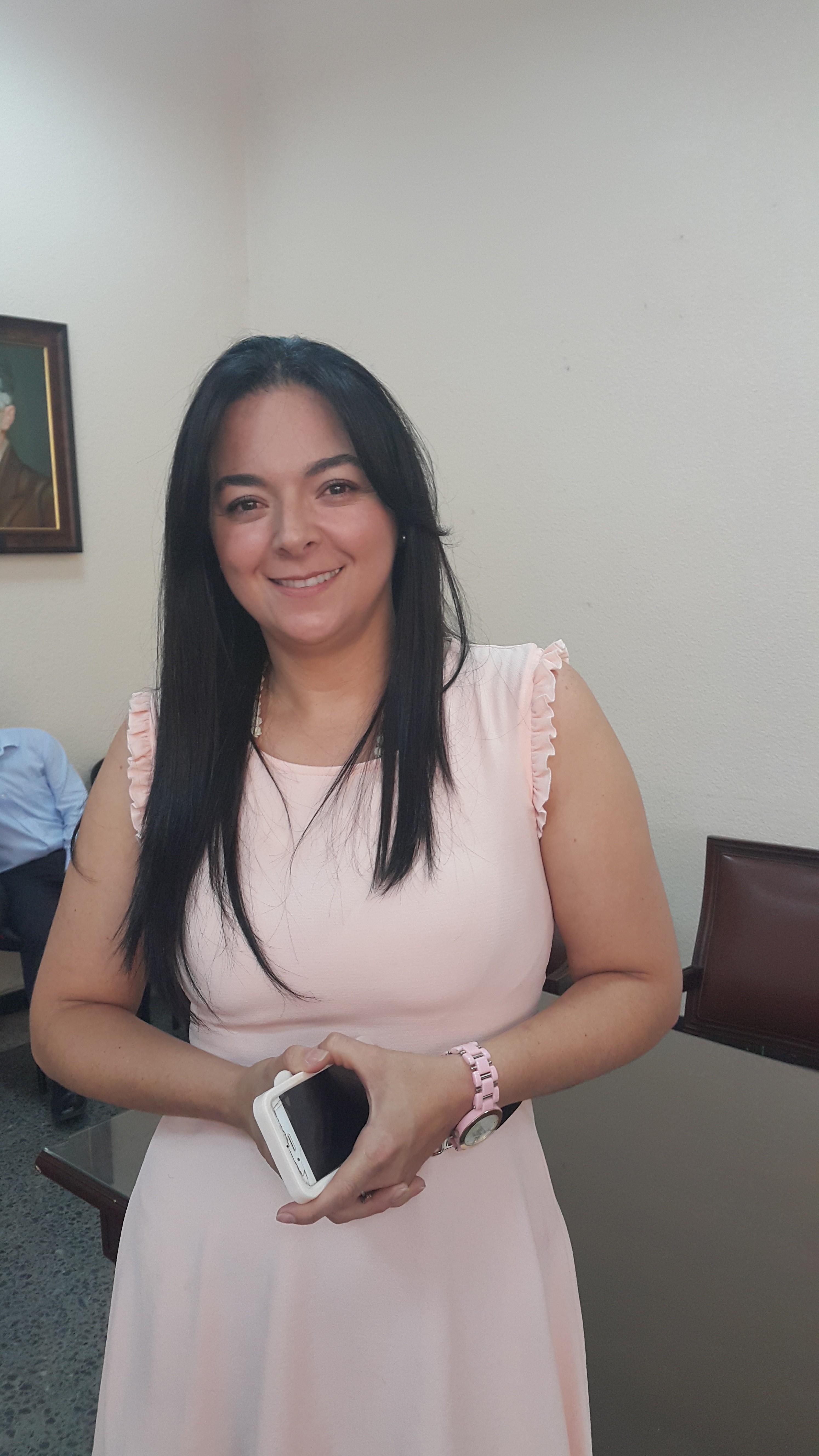 Eugenia Zarama Carvajal, presidenta del Consejo Intergremial y empresarial de Nariño.