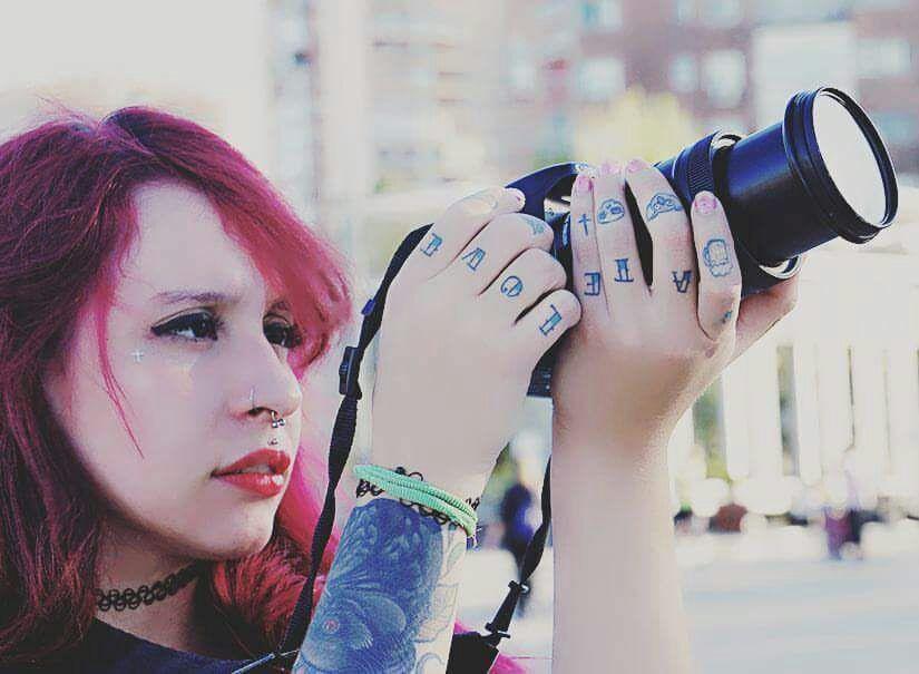 La cineasta Lena Isabella Barrera Mosquera, fue premiada por su documental 'Perdón y Olvido'.
