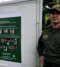 Mayor coronel William René Salamanca Ramírez