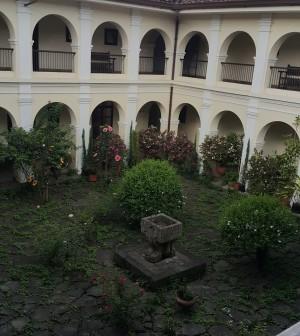 Patio principal museo GV