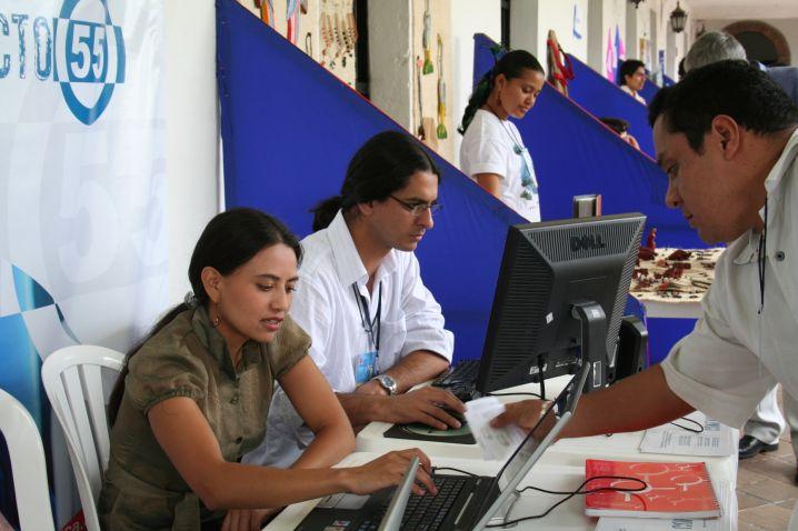 Uno de los eventos que se proyectará en Cauca Emprende, es la Feria empresarial de Unicauca. (Foto archivo)
