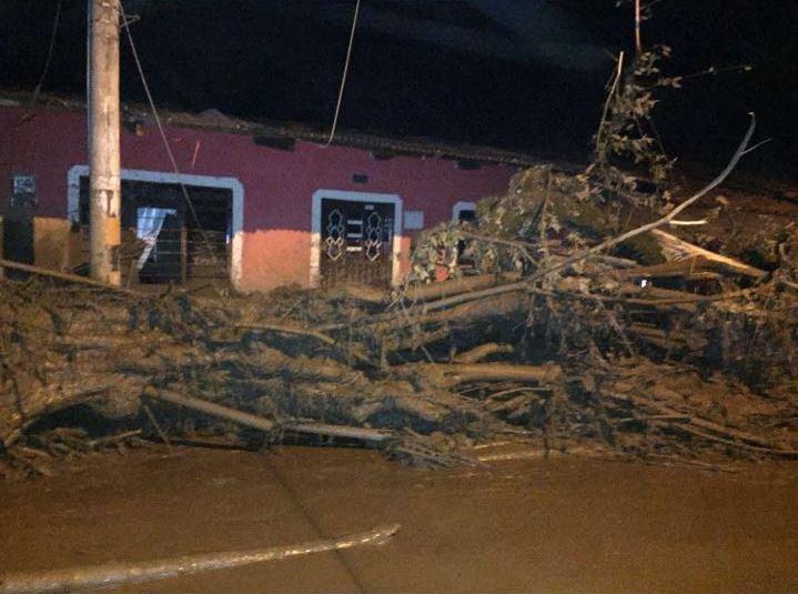 Fuertes lluvias en Corinto provocaron inundaciones en cinco veredas y tres barrios.