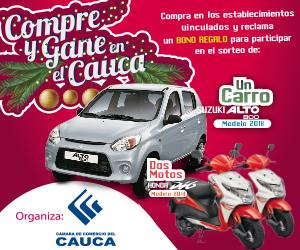 Cámara de comercio del Cauca