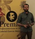 Premio Alejandro Morellón premio GGM 2017