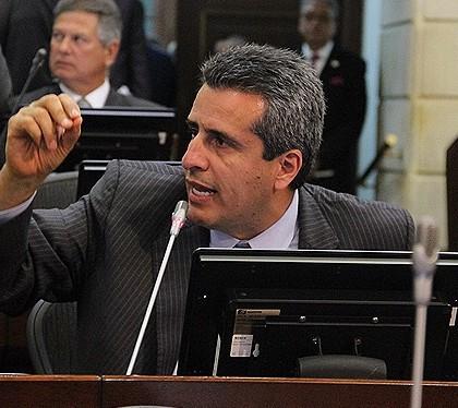 Velasco Plenaria liberal