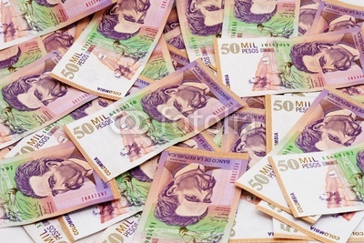 Billetes de 50 mil