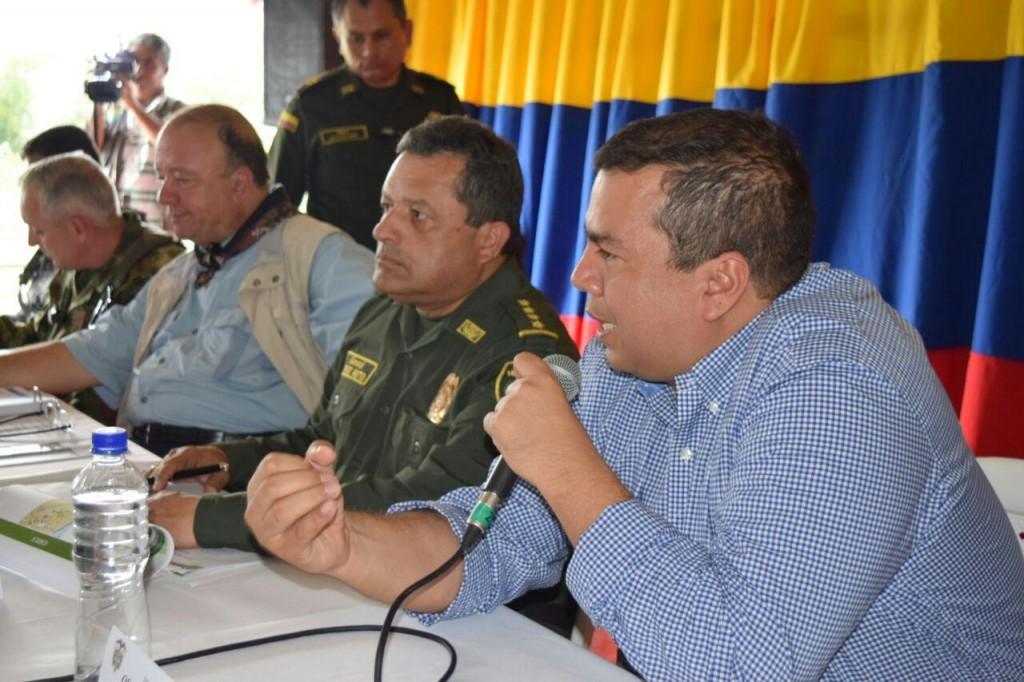Según el ministro de Defensa, Luis Carlos Villegas, llegará al Cauca más fuerza pública para apoyar al Departamento en materia de seguridad.